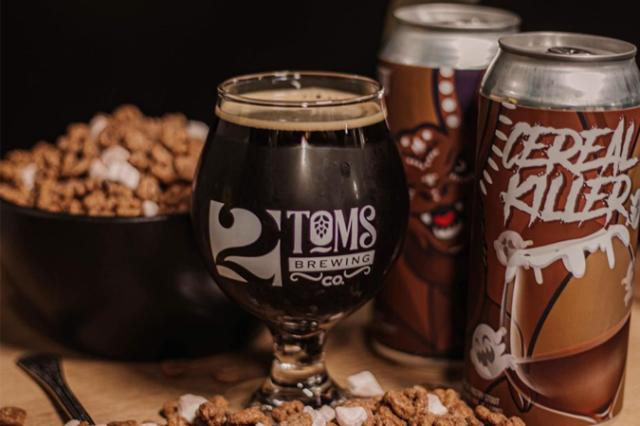 2Toms Brewing Company Stout