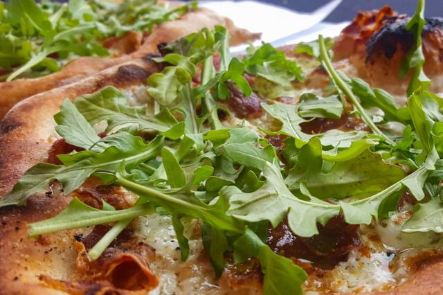 Alto Grado Bianca Pizza