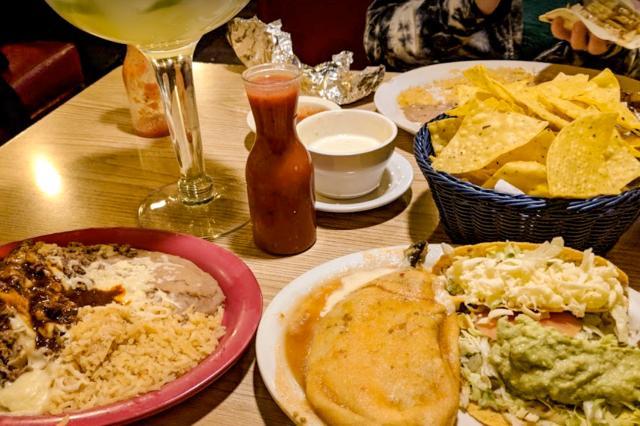 Mi Pueblo Dinner