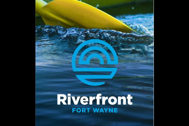 Riverfront Fort Wayne Branding