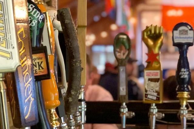 Teds Beerhall Taps