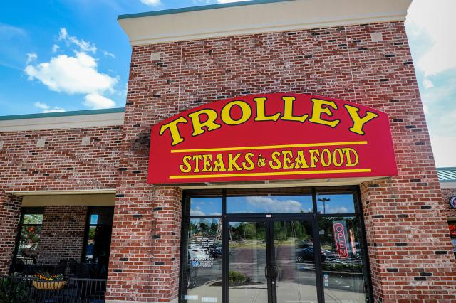 Trolley Steaks and Seafood