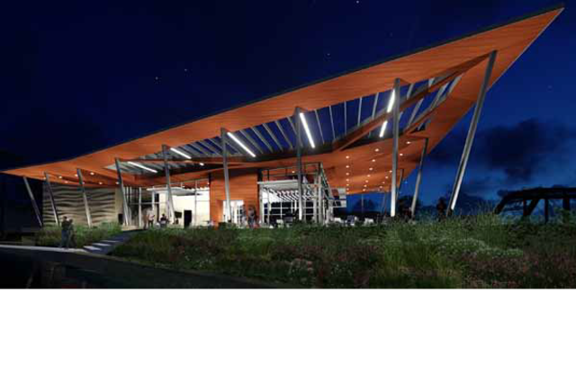 The Park Foundation Pavilion - Coming Soon