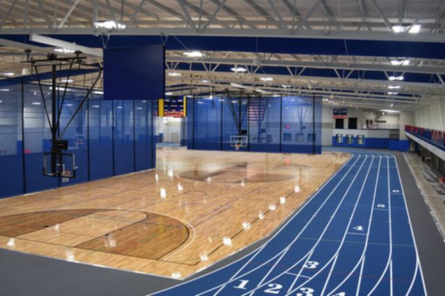 Plassman Athletic Center - Turnstone
