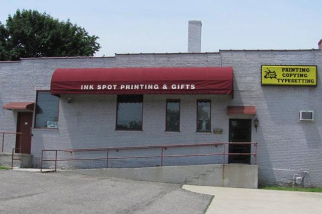 Ink Spot Storefront