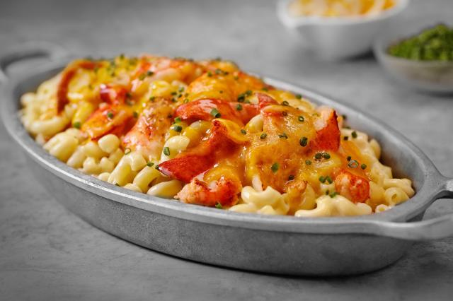 Ruth's Chris Lobster Mac