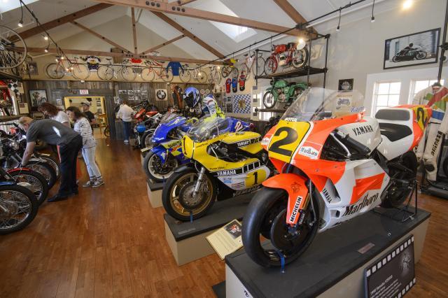 Moto Talbott Museum