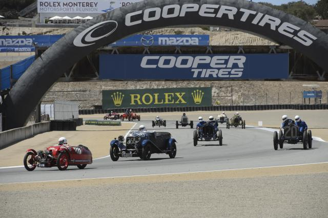 Rolex Reunion Car Week
