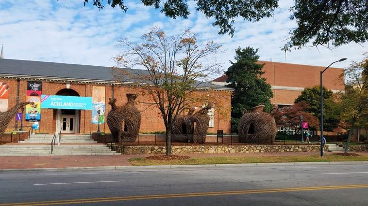 Ackland Art Museum, UNC-Chapel Hill