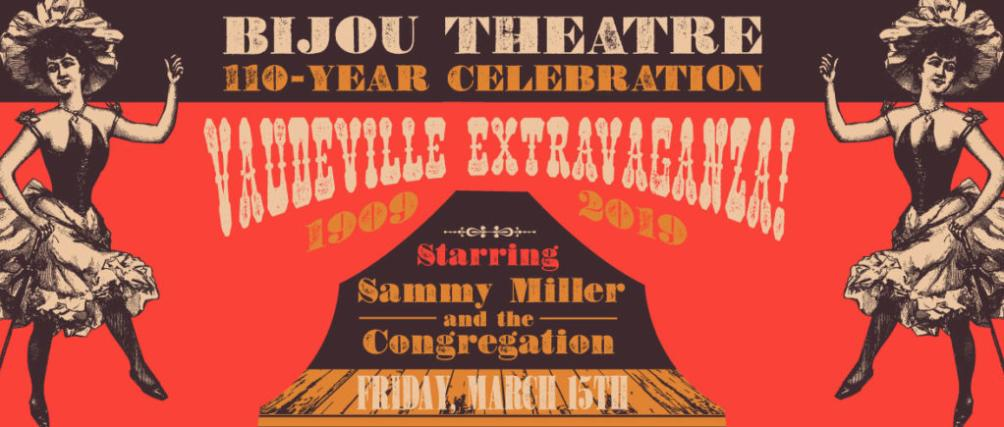 Bijou Theatre Vaudeville