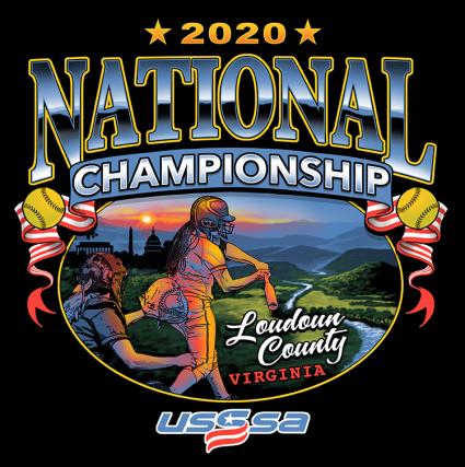 2020 USSSA Tournament Logo