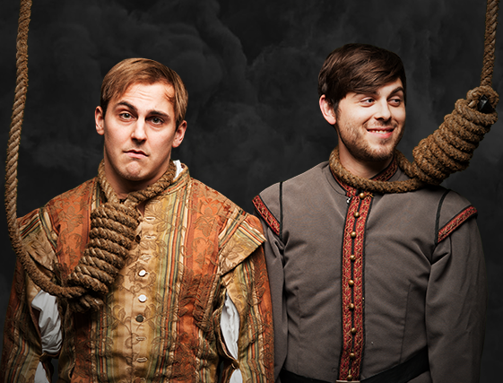 Quill Theatre's Rosencrantz and Gildenstern are Dead