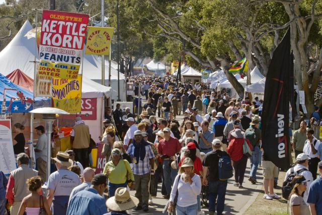 Monterey Jazz Festival Vendors