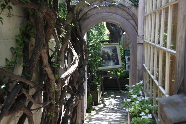 Carmel Courtyard