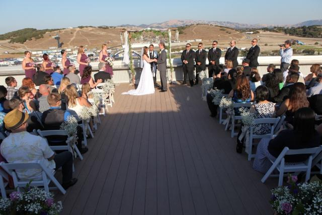 Wedding at WeatherTech