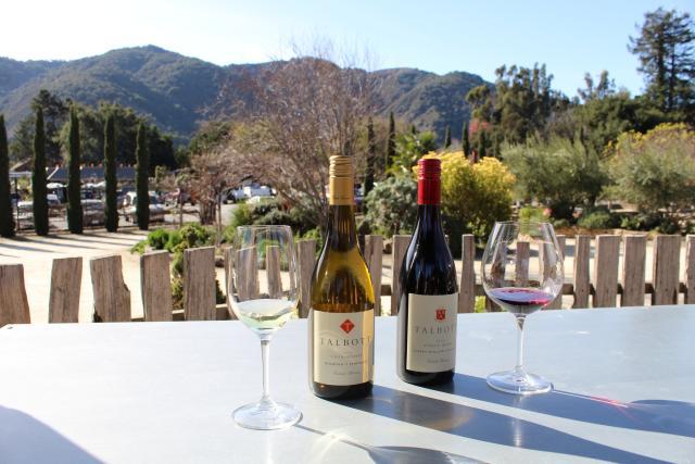 Talbott Vineyards Carmel Valley
