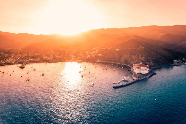 Catalina Express Packages