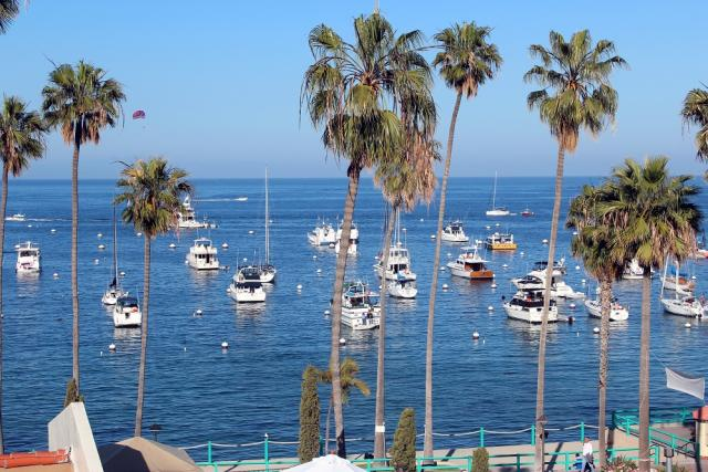 Catalina's Courtyard Suites View