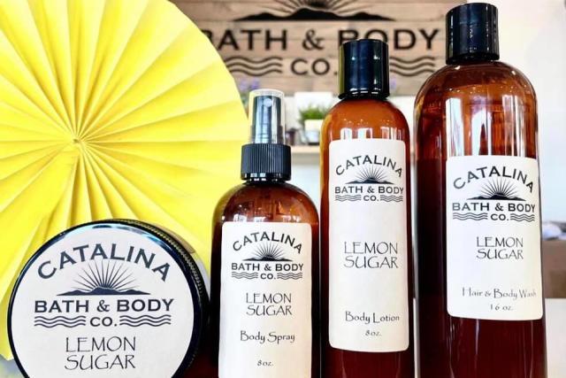 Catalina Bath & Body 2