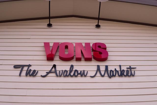 Vons Avalon Market Storefront