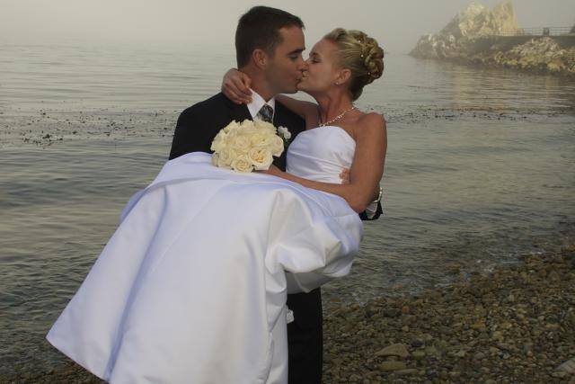 Wedding Photographer on Catalina