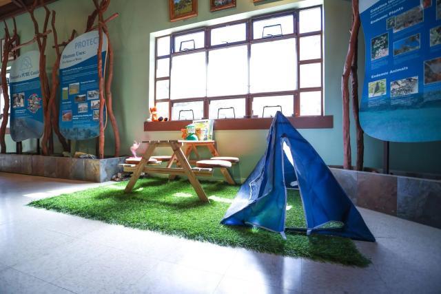 Nature Center Children's Area