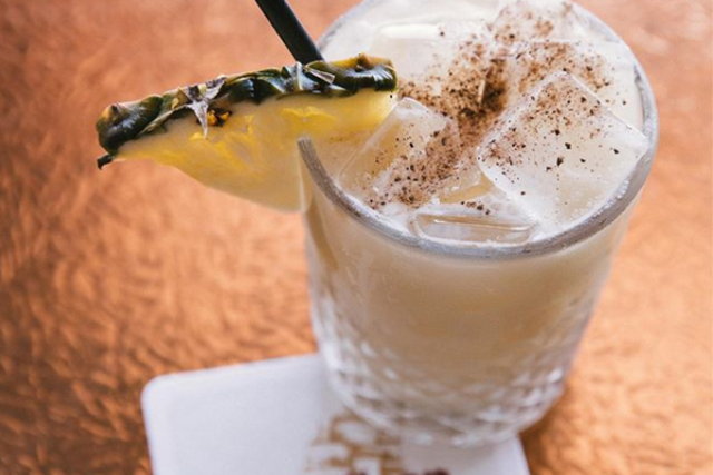 El Galleon Cocktail