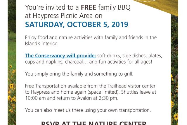 Families in Nature, Oct 5
