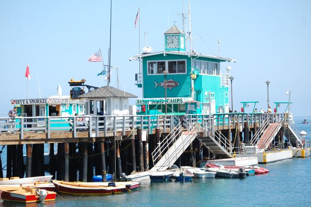 Avalon Harbor Department