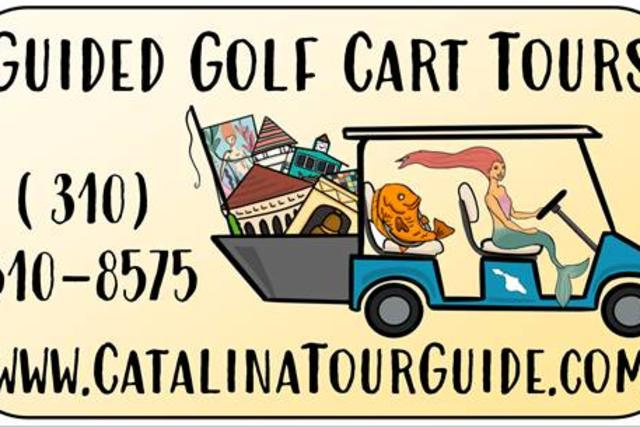 Guided Golf Cart Tours