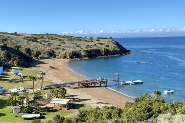 Catalina Island Camps at Howlands Landing