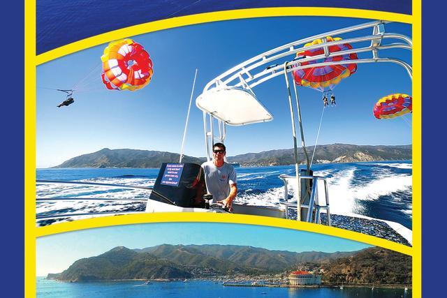 Island water brochure