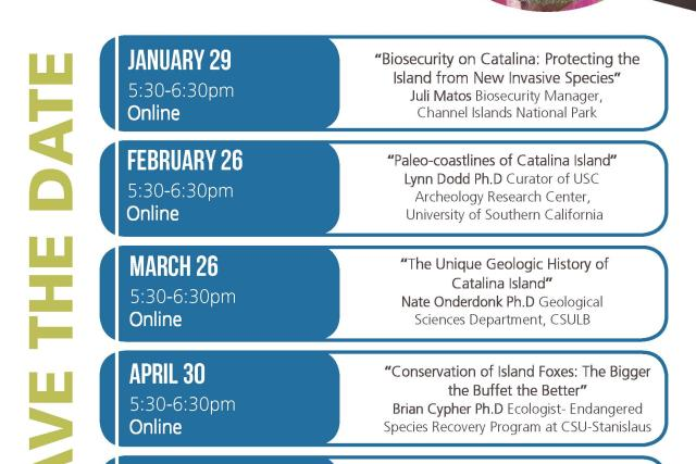 Last Friday Lecture Series 1/29-5/28/21