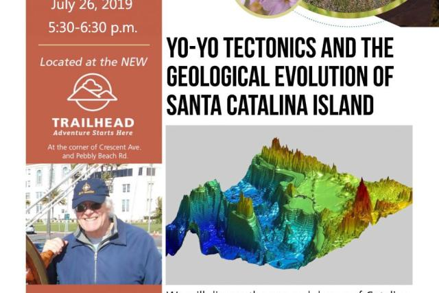 Yo Yo Tectonics and the Geological Evolution of Catalina Island
