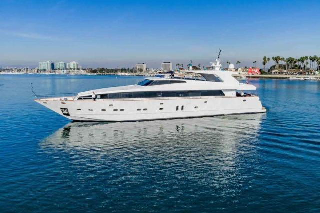 Luxury Liners 125' Yacht
