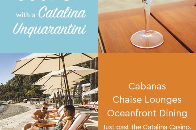 Descanso Beach Club - Catalina Unquarantini