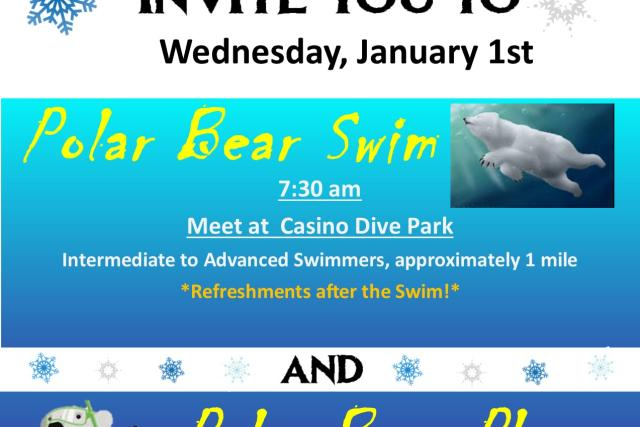 Polar Bear Swim & Plunge