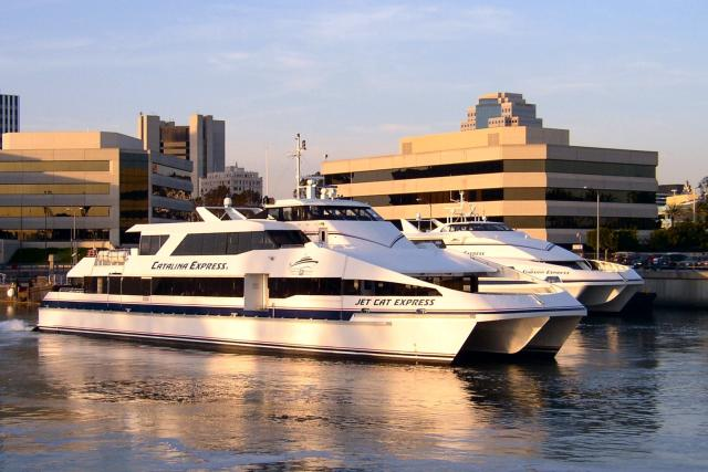 Catalina Express: Long Beach Port
