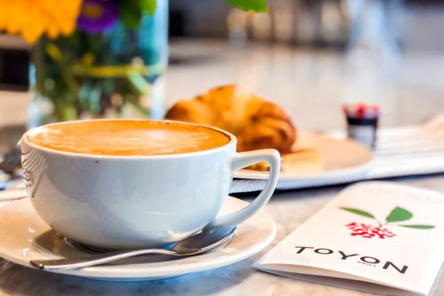 Toyon Grill Coffee