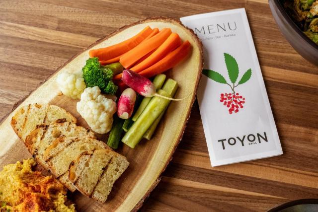 Toyon Grill Appetizer Platter