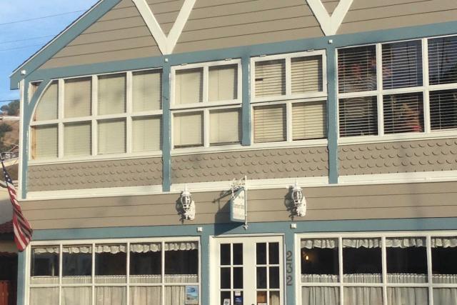 turner Inn hotel exterior