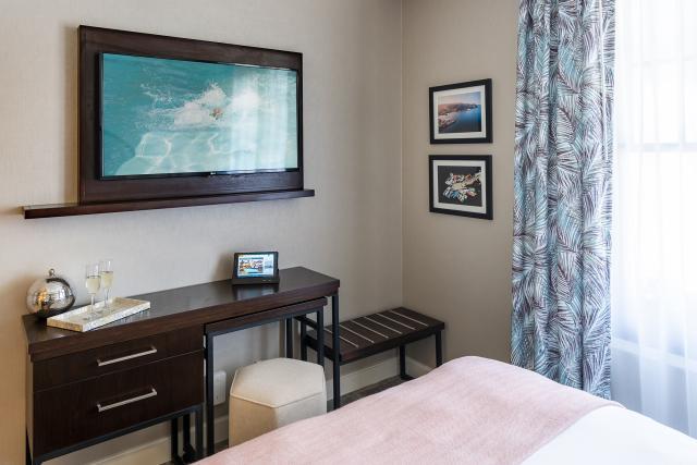 Standard Room TV