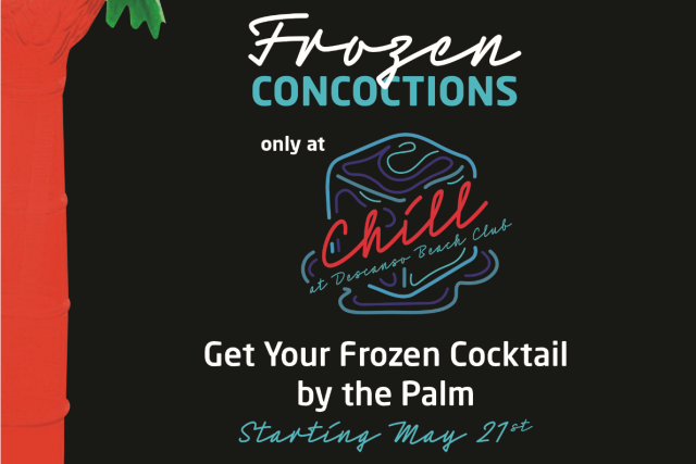 CHILL - Frozen Cocktails