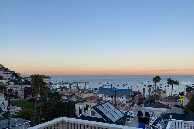 Stay in Catalina