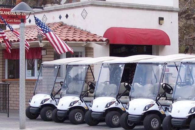 Island Rentals Golf Carts