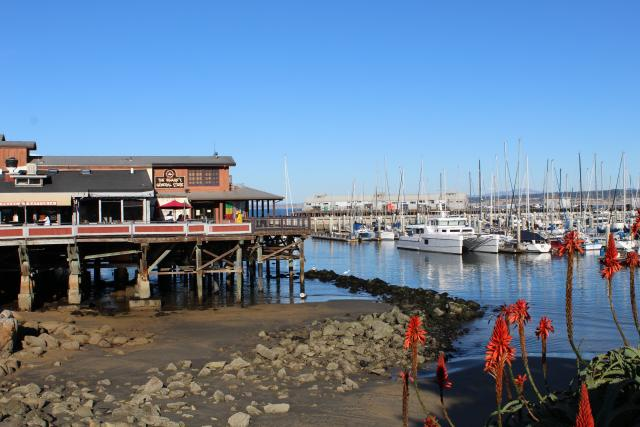 Old Fisherman's Wharf