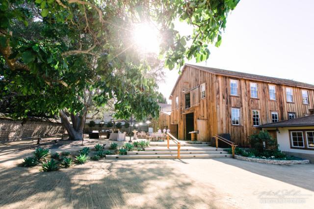 Barns at Cooper Molera