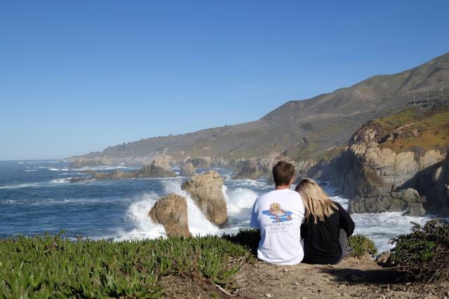 Big Sur Couple