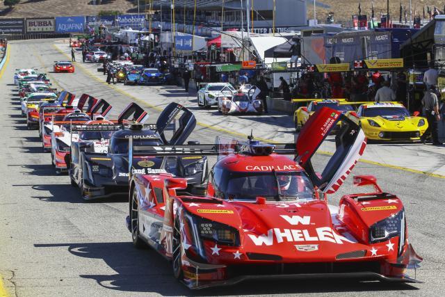 IMSA Races WeatherTech Raceway