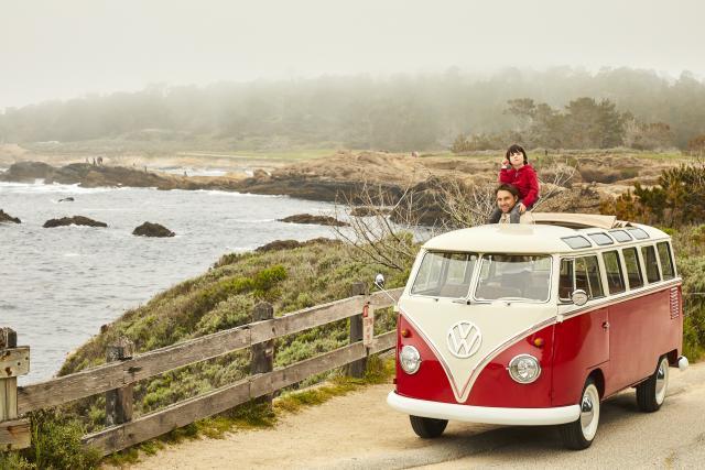 Monterey Bay Touring Vehicles